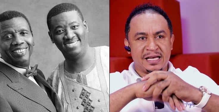Daddy Freeze reacts to Leke Adeboye's birthday