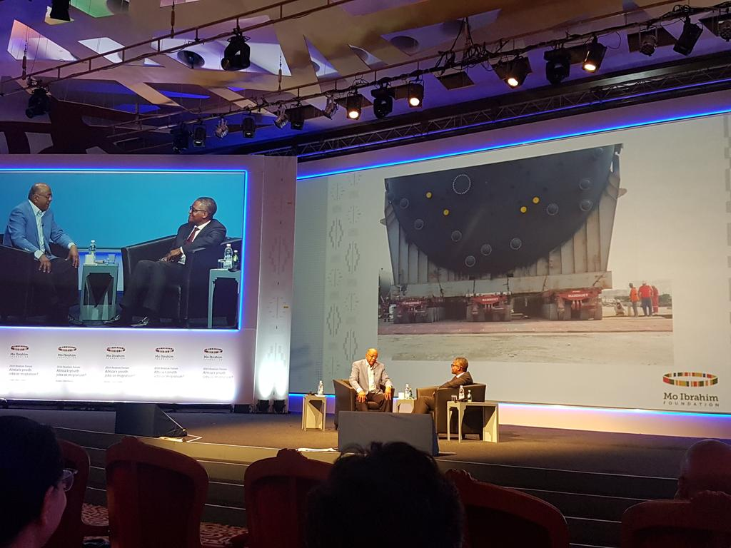 Video: I Withdrew $10m Cash Just To Look At It — Dangote