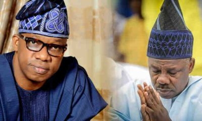 What Amosun Told Dapo Abiodun About Moving Into Ogun Govt House