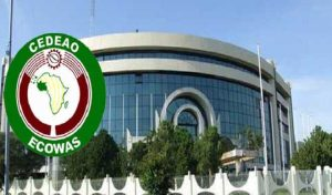 ECOWAS Headquarters in Abuja 300x176 - BREAKING: Fire Guts ECOWAS Secretariat In Abuja
