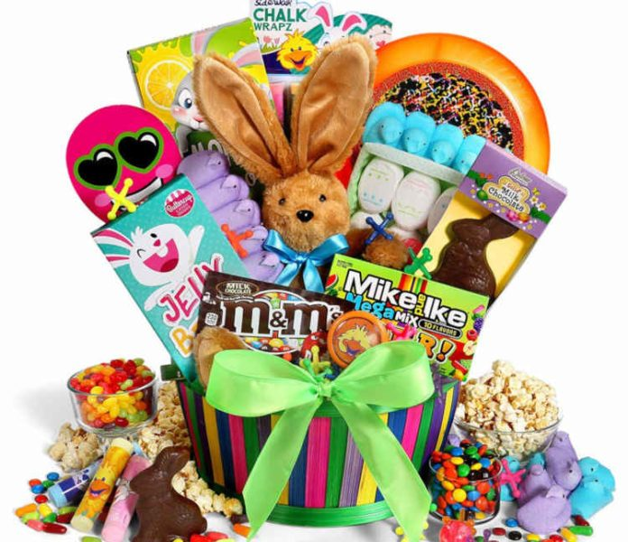 Easter gift 696x600 - 50+ Amazing Gifts To Send To Friends, Family, Lover This Easter