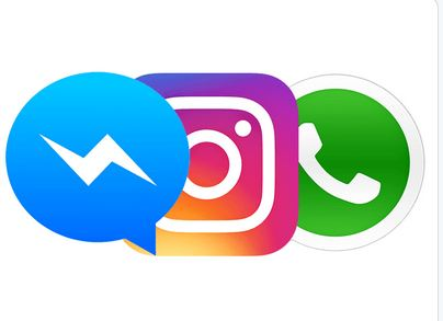FacebookInstagram and WhatsApp - Zuckerberg's Facebook, Instagram And WhatsApp Down Same Time