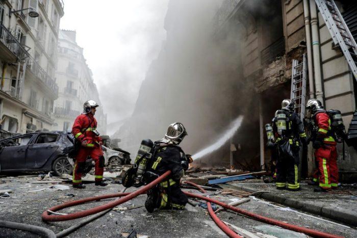 Fire Fighters - Scores Feared Dead As Fire Razes 6 Shops In Kebbi