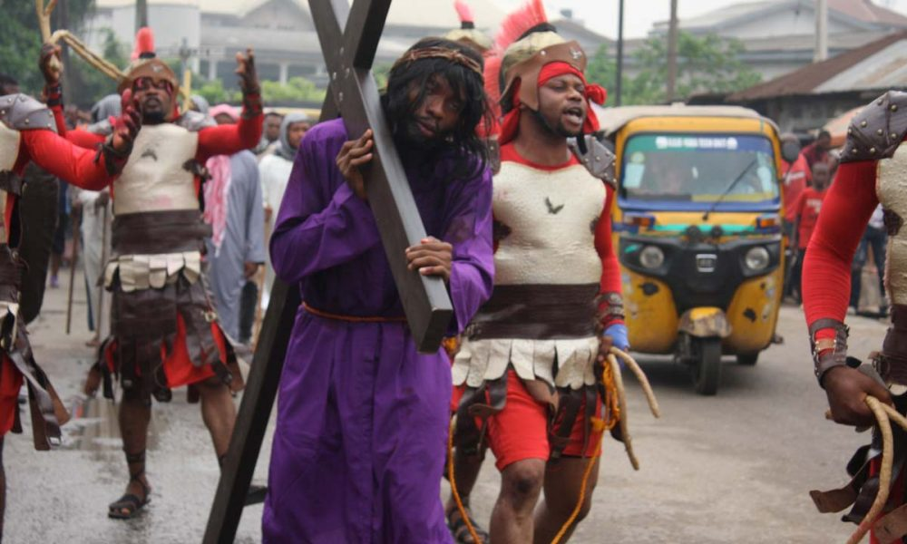Good Fridy 1000x600 - Good Friday Goes Wrong In Oyo (Video)