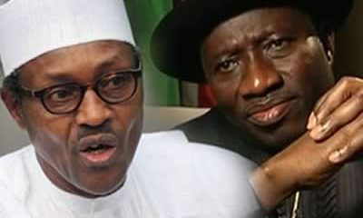 Buhari Calls Jonathan After Gunmen Attack His Home