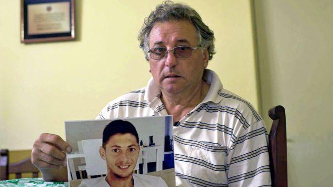 Horacio Sala and son Emiliano - Emiliano Sala's Father, Horacio Dies Of Heart Attack At 58