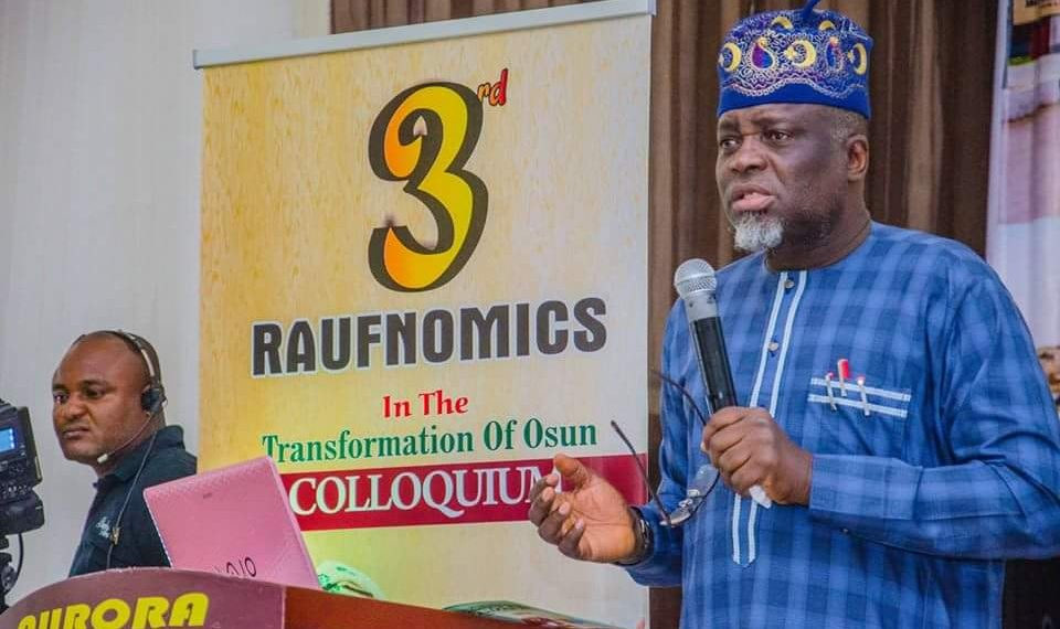 IMG 20190415 122056 960x570 - JAMB Registrar, Oloyede Knocks Private University For Aiding Corruption In Nigeria