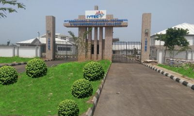 Massive Recruitment At IVTEC, Kwara State