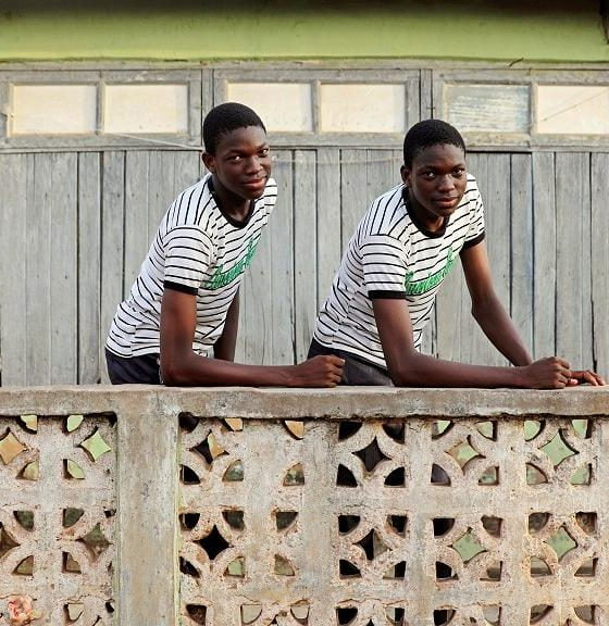 Igbo Ora Twins In Nigeria