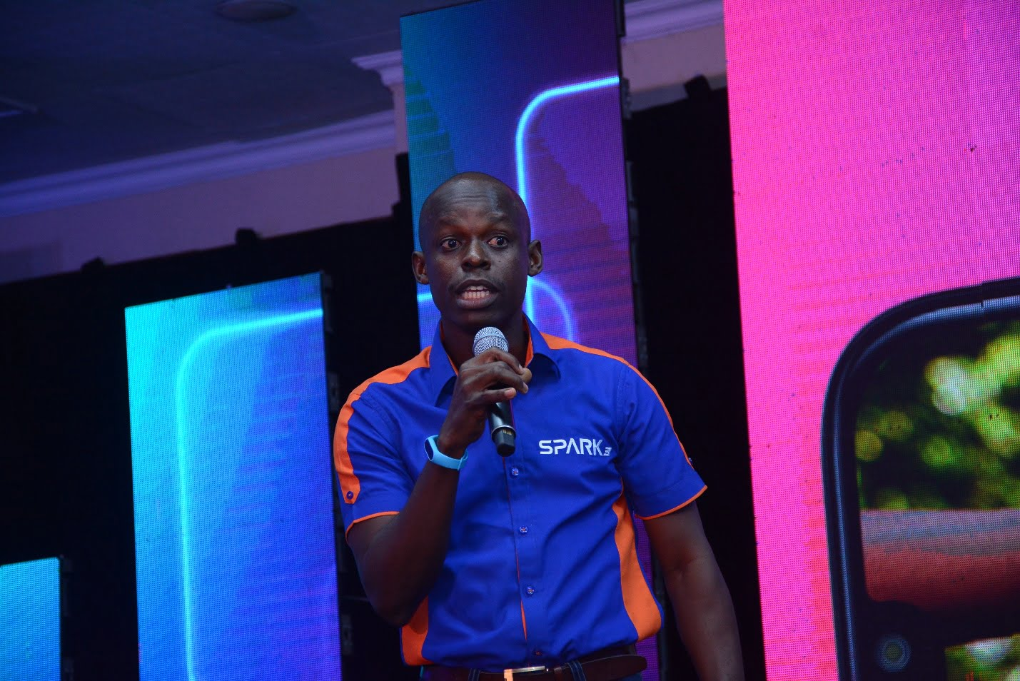 Jesse Oguntimehin PR and Strategic Partnership Manger - Time To Light Up: Tecno Launches Upgraded Spark 3 Series With Ai Bright Camera