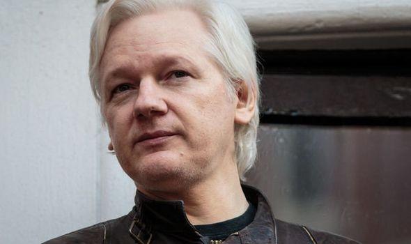 Julian Assange 1112676 - WikiLeaks Founder Julian Assange Arrested In Britain