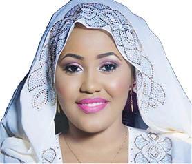 Kannywood actress Hadiza Gabon - Kanny Wood: Drama As Amina Abdllahi Drags Hadiza Gabon To Court
