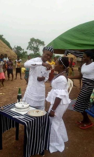Kutar1 360x600 - Corps Member Dies Mysteriously Three Days After His Traditional Wedding (Photos)