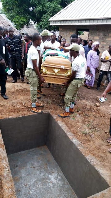 Kutar2 - Corps Member Dies Mysteriously Three Days After His Traditional Wedding (Photos)