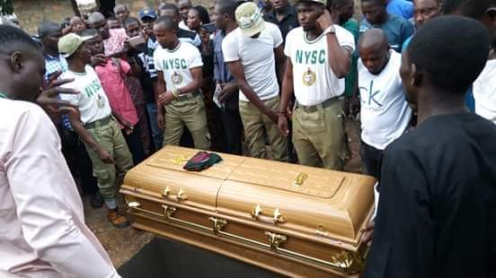 Kutar4 - Corps Member Dies Mysteriously Three Days After His Traditional Wedding (Photos)