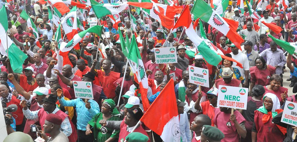 Labour Reacts As Buhari Signs New Minimum Wage Bill Into Law