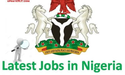 Jobs, Jobs in Nigeria, Latest job news, Latest Nigerian jobs, Latest recruitment, Latest recruitment in Nigeria, Latest Vacancies, Naija News, Nigeria jobs today, Nigeria news, Nigerian Jobs, Nigerian jobs today, Nigerian jobs today news, Recruitment, recruitment news,