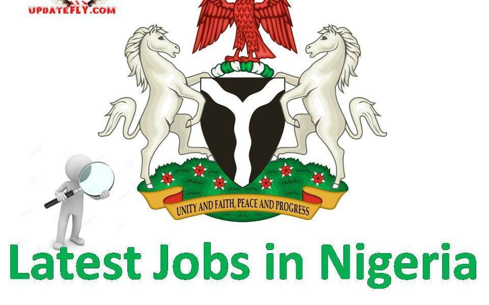 Latest jobs 960x600 - Nigerian Jobs: Latest Vacancies In Nigeria Today, Thursday, April 25, 2019