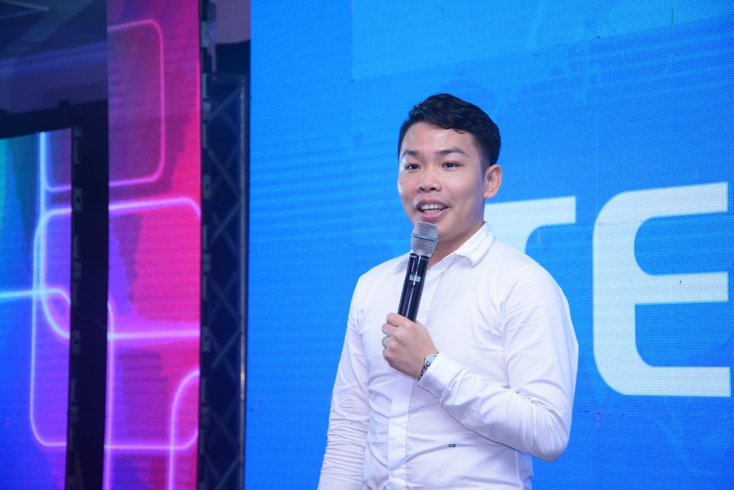 Luke Pan Brand Manager TECNO Mobile - Time To Light Up: Tecno Launches Upgraded Spark 3 Series With Ai Bright Camera