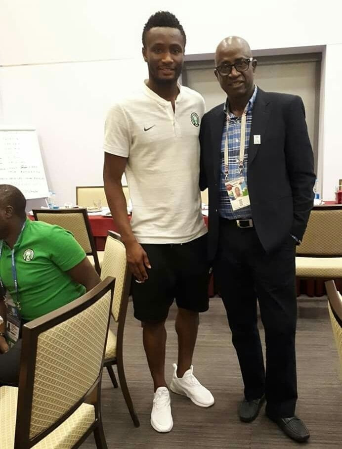 Nigerians React As Odegbami Shuts AFCON 2019 Door on Mikel