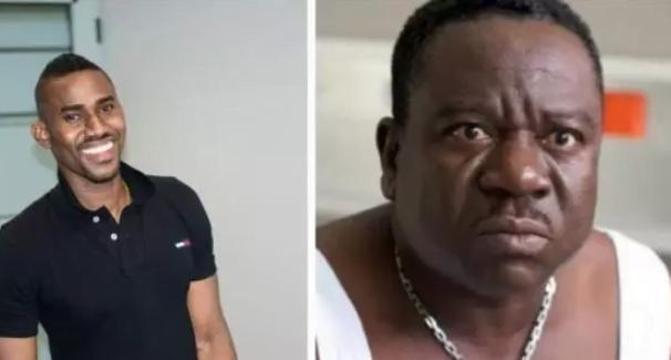 Mr Ibu and Ibrahim Dauda - Ghanaian Billionaire Accuses Mr Ibu Of Lying About His Health Condition