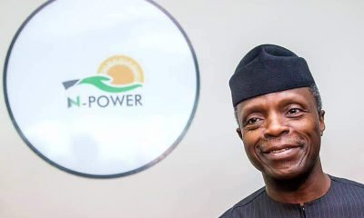 N-Power: Buhari Govt Begins Payment Of March Stipend