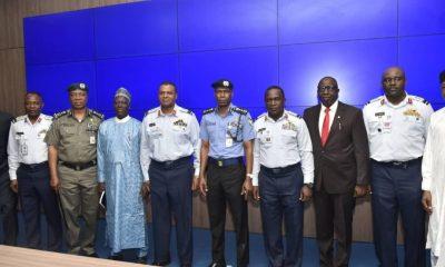 NAF, DSS, Police Meeting