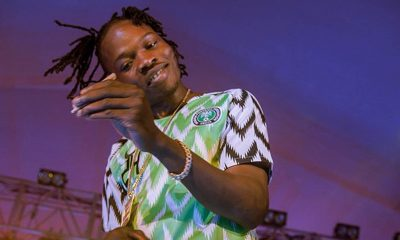 Nigerians Roast Naira Marley Over 'Yahoo Boys' Statement