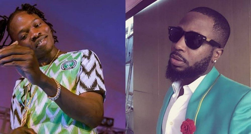 Naira Marley and Tunde Ednut 1000x535 - Naira Marley Accuses Tunde Ednut Of Collecting Money From 'Yahoo Boys'
