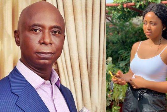 Regina Daniels speaks on relationship with Ned Nwoko