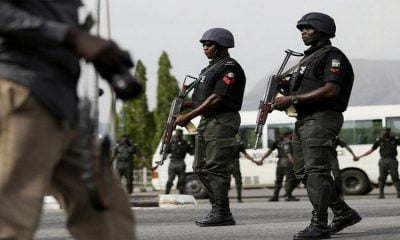Police rescue kidnap victims
