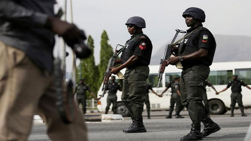 Nigeria Police - Police Arrest Suspected Killer Of Ex-Super Eagles Player's Father