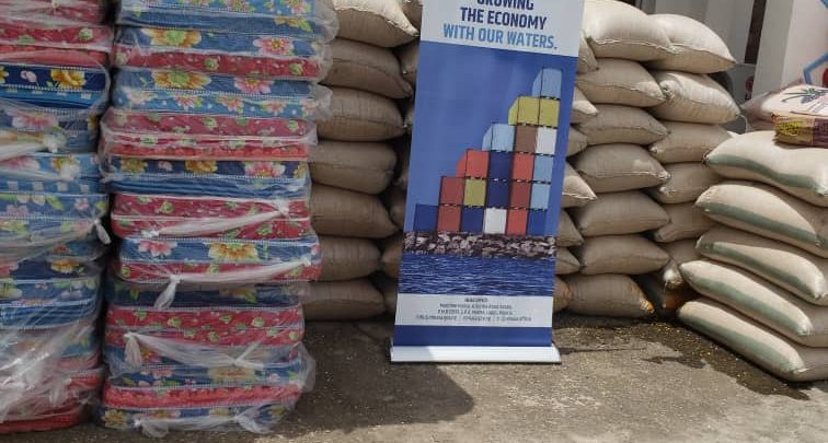 Nimasa - NIMASA Renders Help To Niger Flood Victims