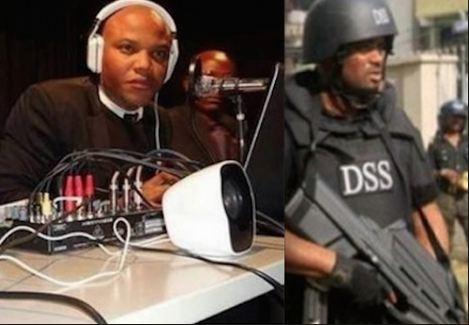 Biafra: Nnamdi Kanu Makes Strong Allegation Against DSS