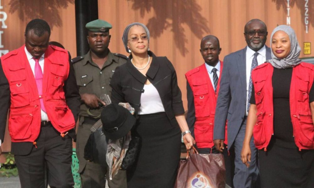 Ofili Ajumogobia 1000x600 - EFCC Re-arraigns Ofili-Ajumogobia Over Money Laundering
