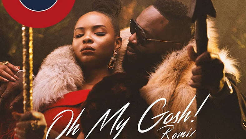Oh My Gosh - Video: Yemi Alade ft Rick Ross – Oh My Gosh (Remix)