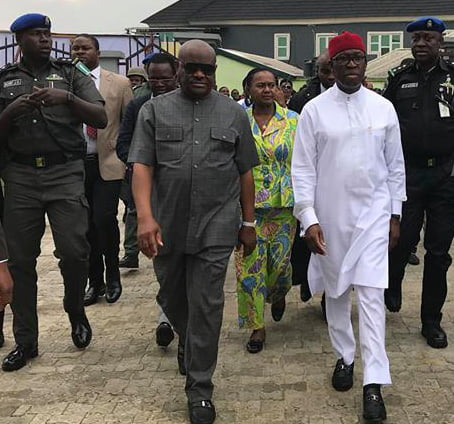 Rivers Election: What Okowa Said About Wike's Victory