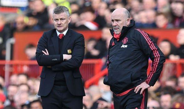 Ole Gunnar Solskjaer 1805820 - EPL: Man United's Coach Set For Old Trafford Exit