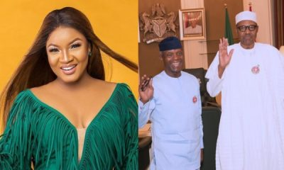 Nigeria Under Your Watch Is 'Hellish' - Omotola Roasts Buhari