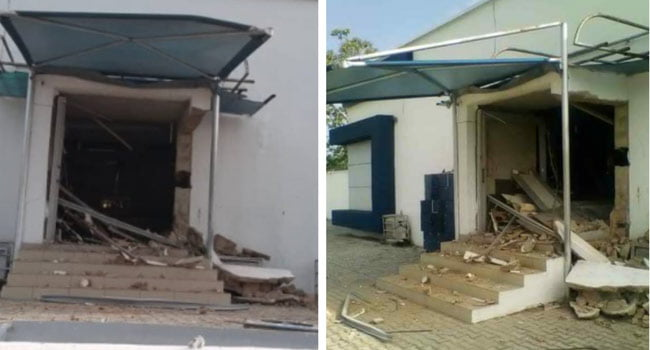 Ondo Bank Attack - Nigerian Army Arrest Member Of Ondo Bank Robbery Gang