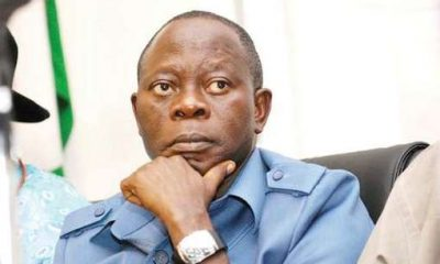 Oshiomhole Reacts To Invasion Of His Residence, Issues Strong Warning
