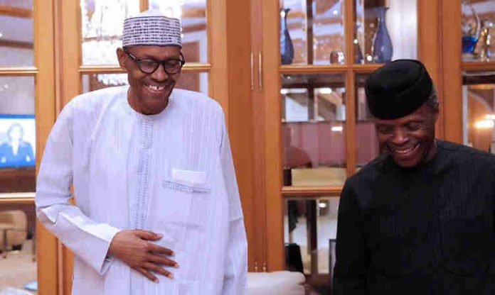 Osinbaji Buhari - Popular Bishop Reveals Osinbajo's Role In Aso Rock