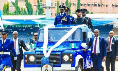 What Osinbajo Said At Nigerian Armed Forces Day Celebration