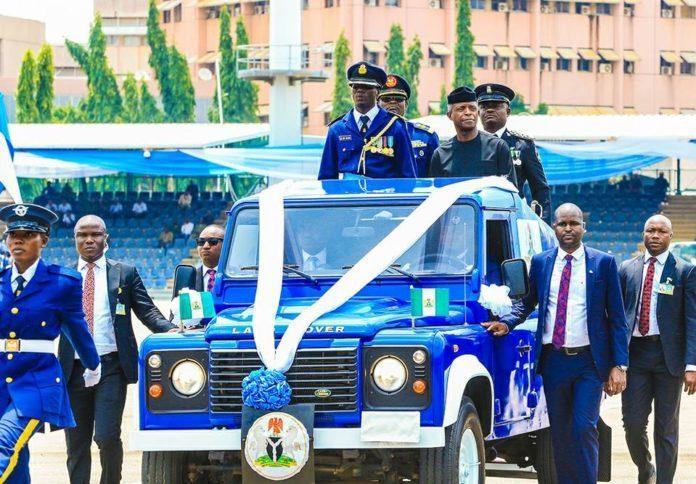 Osinbajo NAF 2019 - What Osinbajo Said At Nigerian Armed Forces Day Celebration