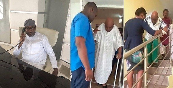 Otedola and Christian Chukwu - Otedola To Foot Christian Chukwu's '$50,000' Medical Bill