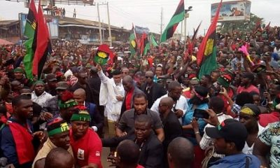 Police 'Arrest' IPOB Media Head, Other Pro-Biafra Agitators