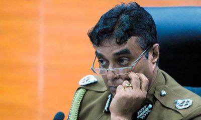 Sri Lanka,Pujith-Jayasundara,Sri Lanka's Police Chief, President Maithripala Sirisena