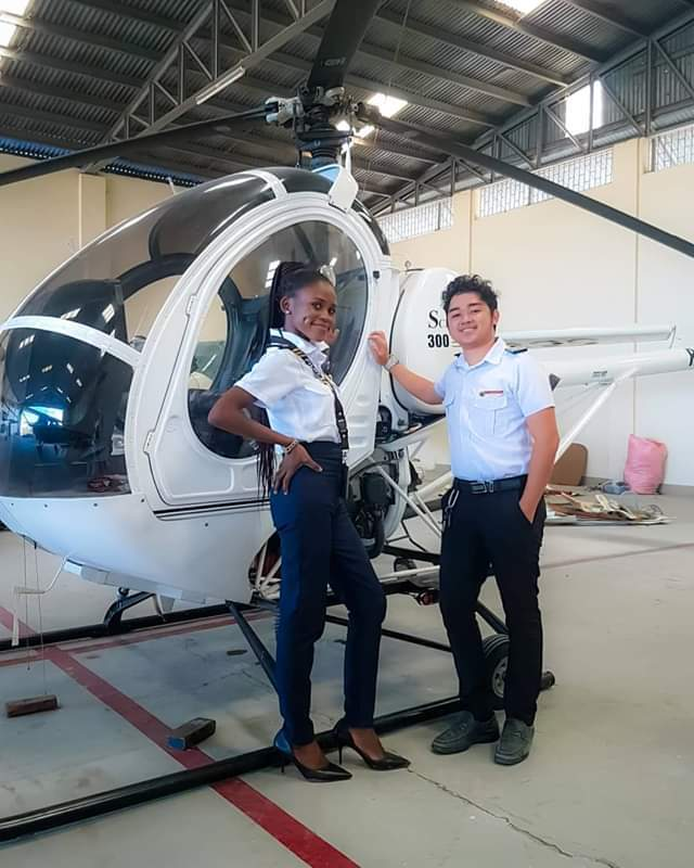 Queen D. Tardoo2 - Meet Queen Tardoo, First Lady To Reportedly Study Aeronautical Engineering In Benue State