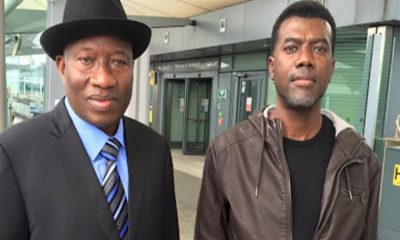 What Goodluck Jonathan Told Reno Omokri To Do To Buhari