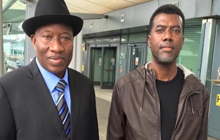 What Goodluck Jonathan Told Reno Omokri To Do To Buhari
